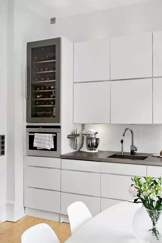 橱柜这样选择,可惊艳你的整个厨房!