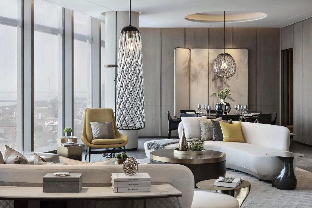 这5种隐形隔断,让你家的客厅、餐厅不一样!!!