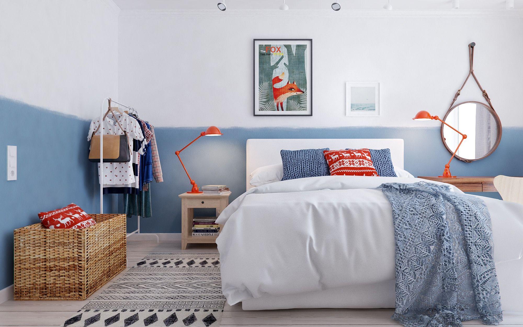 卧室一般选择什么类型的灯比较好?