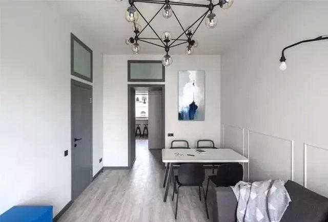 案例分享:47平米小户型公寓,4.5万装出简洁大方的惬意生活